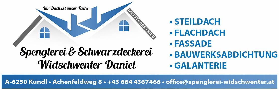 Spenglerei & Schwarzdeckerei - Widschwenter Daniel